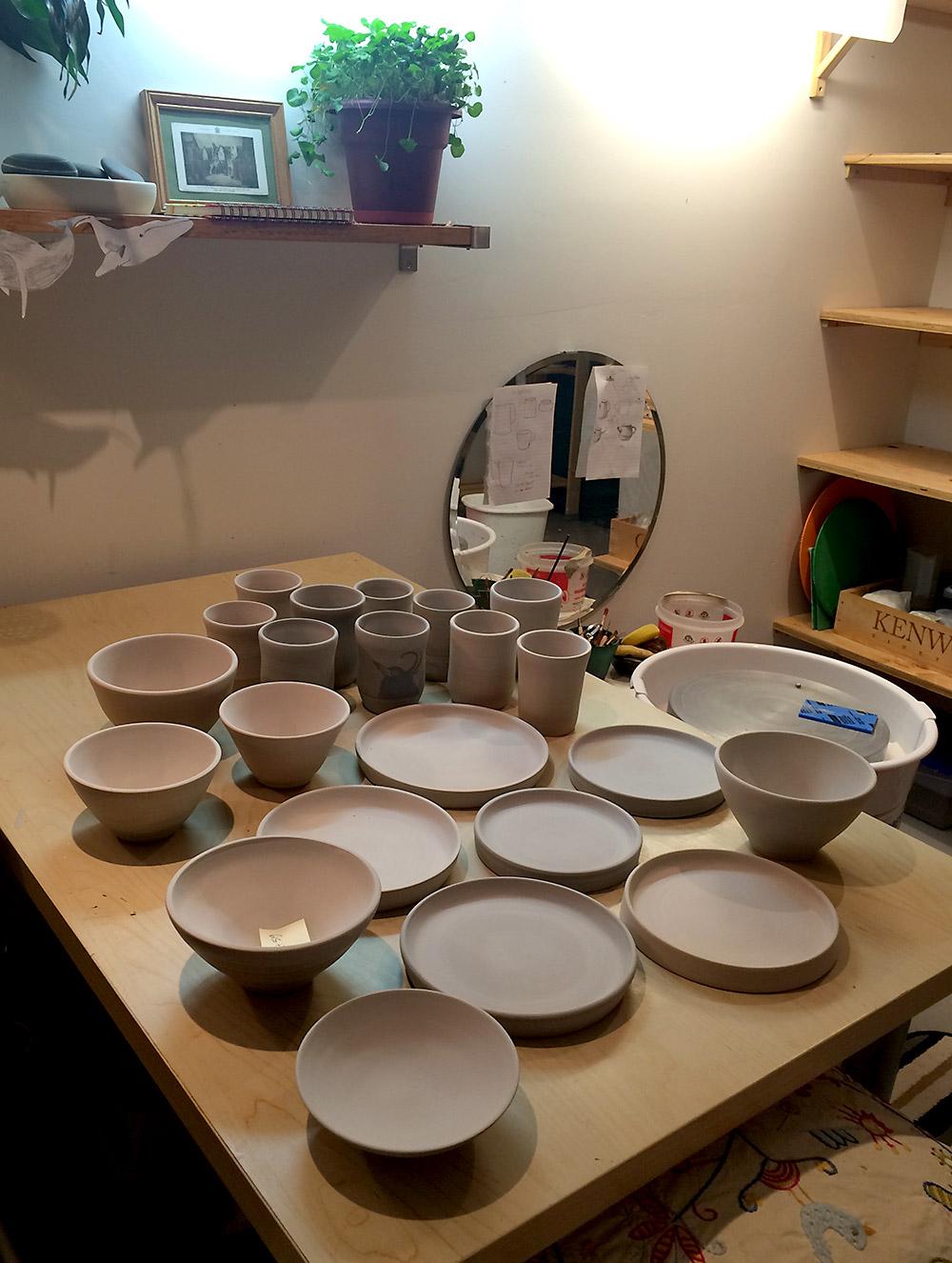 Ceramics by La Datcha (Julie Lapointe)